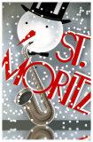 St. Moritz Masterprint