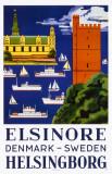 Elsinore Denmark Masterprint