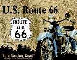 U.S. Route 66 Blikskilt