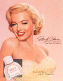 Marilyn Monroe New-U Tin Sign