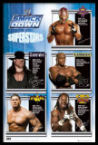 WWE Smackdown Superstars Affiches