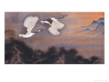 Flying Upon the Wind Giclee Print by Hsi-Tsun Chang