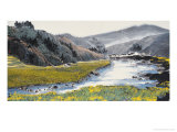 Spring Reaches Yangzi River Giclee Print by Hong Kuangyu
