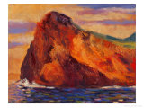 Left Side of Turtle Island Gicl&#233;e-Druck von Chao Tsungkwan