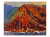 Coast of Turtle Island (B) Gicl&#233;e-Druck von Chao Tsungkwan
