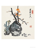 Fragrance in Late Winter Reproduction procédé giclée par Lv Jiashu