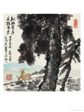 Pine Tree- Long Live Our Friendship Reproduction procédé giclée par Lv Jiashu