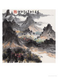 Beautiful Autumn in China Reproduction procédé giclée par Lv Jiashu