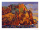 Coast of Turtle Island (A) Gicl&#233;e-Druck von Chao Tsungkwan
