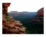 Red Rock View Photographic Print by Jeremy R. Knop