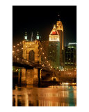 Cincinnati Photographic Print by Anna Maria Miller