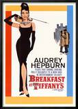 Breakfast At Tiffany&#39;s Posters