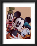 Mickey, Donald, and Goofy - Friends Forever Posters
