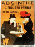 Absinthe Pernot Tin Sign