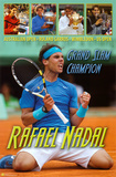Rafael Nadal Tennis Sports Poster Print