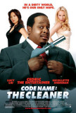 Code Name The Cleaner Poster