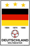 German World Cup Posters