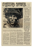 John Lennon, Rolling Stone no. 1, November 1967 Photographic Print by How I Won The War Film Still