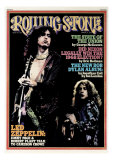 Jimmy Page and Robert Plant, Rolling Stone no. 182, March 1975 Impresso fotogrfica por Neal Preston