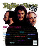 The Who, Rolling Stone no. 556/557, July 1989 Photographic Print by Davies &amp; Starr 