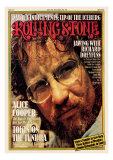 Richard Dreyfuss, Rolling Stone no. 192, July 1975 Photographic Print by Bud Lee