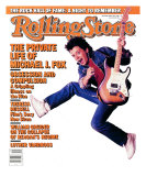 Michael J. Fox, Rolling Stone no. 495, March 1987 Photographic Print by Deborah Feingold