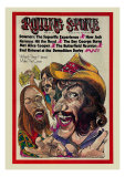 Dr. Hook and the Medicine Show, Rolling Stone no. 131, March 1973 Photographic Print by Gerry Gersten