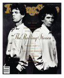 Mick Jagger and Keith Richards, Rolling Stone no. 560, September 1989 Photographic Print by Albert Watson