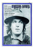Captain Beefheart, Rolling Stone no. 58, May 1970 Photographic Print by John Williams