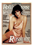 Linda Ronstadt, Rolling Stone no. 276, October 1978 Photographic Print by Francesco Scavullo