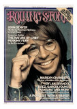 John Denver, Rolling Stone no. 186, May 1975 Photographic Print by Francesco Scavullo