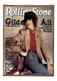 Gilda Radner, Rolling Stone no. 277, November 1978 Photographic Print by Francesco Scavullo