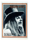 Leon Russell, Rolling Stone no. 72, December 1970 Photographic Print by Ed Caraeff