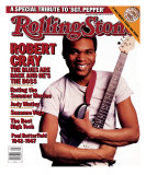 Robert Cray, Rolling Stone no. 502, June 1987 Photographic Print by Deborah Feingold