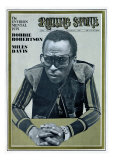 Miles Davis, Rolling Stone no. 48, December 1969 Photographic Print
