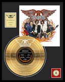 Aerosmith Framed Memorabilia