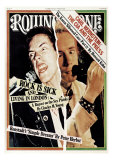Johnny Rotten, Rolling Stone no. 250, October 1977 Lmina fotogrfica por Bob Gruen