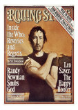 Pete Townshend, Rolling Stone no. 252, November 1977 Photographic Print by Daniel Maffia