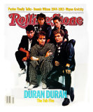 Duran Duran, Rolling Stone no. 414, February 1984 Photographic Print by David Montgomery