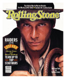 Harrison Ford, Rolling Stone no. 346, June 1981 Photographic Print by Bill King