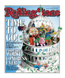 Worst Congress Ever, Rolling Stone no. 1012, November 2006 Photographic Print by Robert Grossman