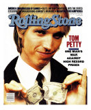 Tom Petty, Rolling Stone no. 348, July 1981 Photographic Print by Aaron Rapoport