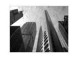 Chicago  city buildings Photographic Print by Patrick  J. Warneka