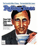 Pete Townshend, Rolling Stone no. 372, June 1982 Photographic Print by Julian Allen
