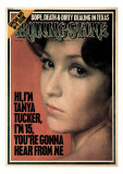 Tanya Tucker, Rolling Stone no. 170, September 1974 Photographic Print by Doug Metzler