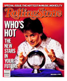 Michael J. Fox, Rolling Stone no. 474, May 1986 Photographic Print by Chris Callis