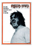 Joe Cocker, Rolling Stone no. 41, September 1969 Photographic Print by Steven Shames