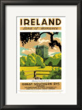 Ireland- Land Of Romance Poster