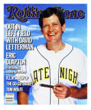 David Letterman, Rolling Stone no. 450, June 1985 Photographic Print by Deborah Feingold