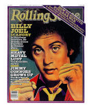 Billy Joel, Rolling Stone no. 325, September 1980 Photographic Print by Kim Whitesides